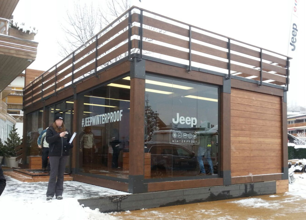 JEEP Winter Proof