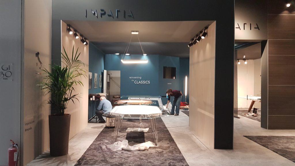 IMPATIA - SALONE DEL MOBILE 2019