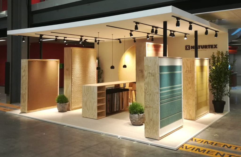 NATURTEX - SALONE DEL MOBILE 2019