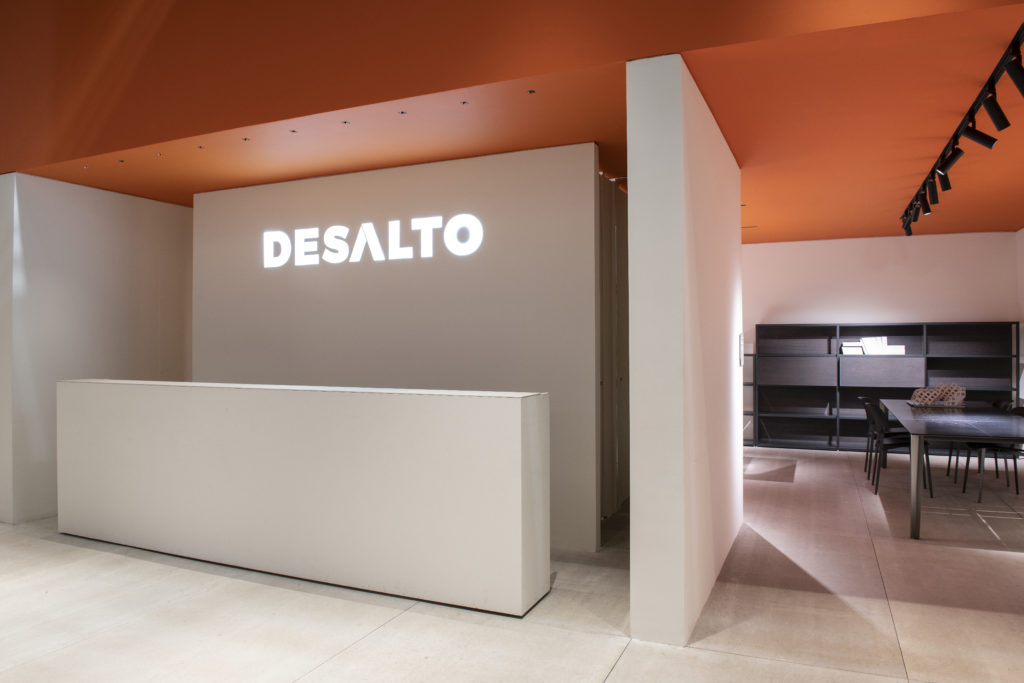 DESALTO - SALONE DEL MOBILE 2019
