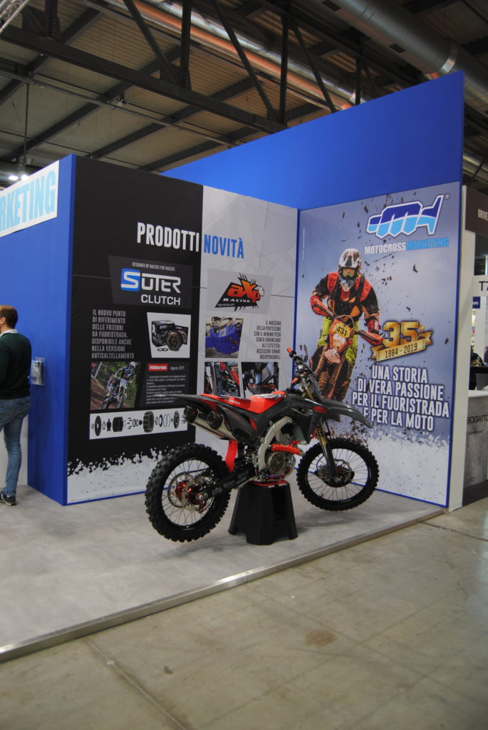 MOTOCROSS MARKETING - EICMA 2019