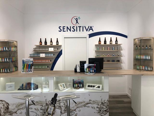 Sensitiva negozio Milano